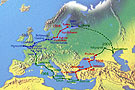 Route of the Rus-project