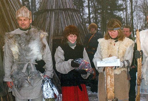 Winter Viking Games VikingNevo - Russian vikings
